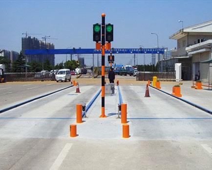 连云港中联水泥 称重系统(地磅)案例