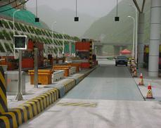 长江衡器DCS高速超限检测系统(地磅)